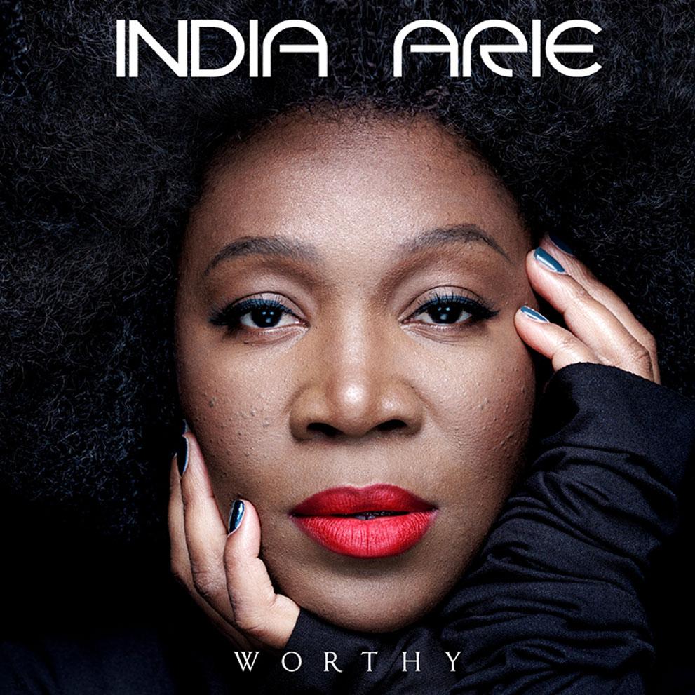 India Arie Worthy album cover