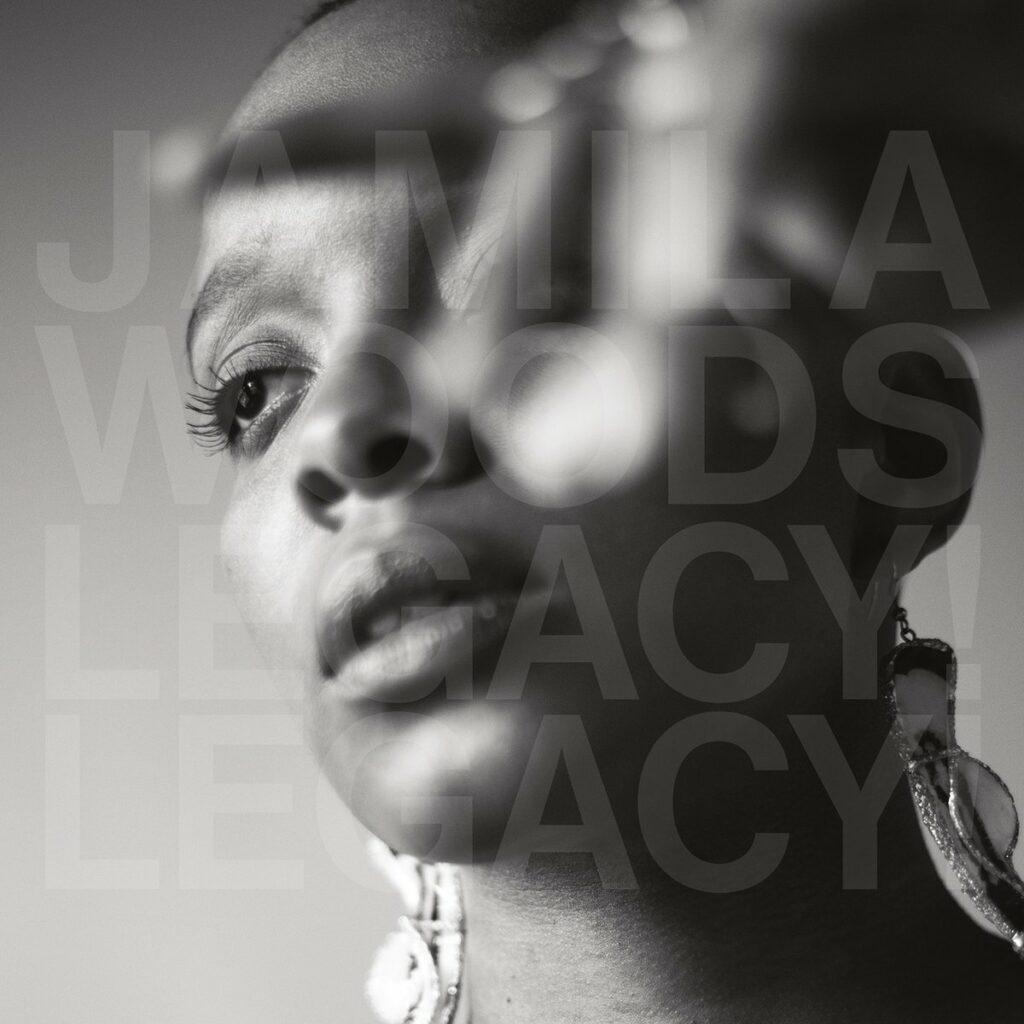 Jamila Woods Legacy Legacy album cover