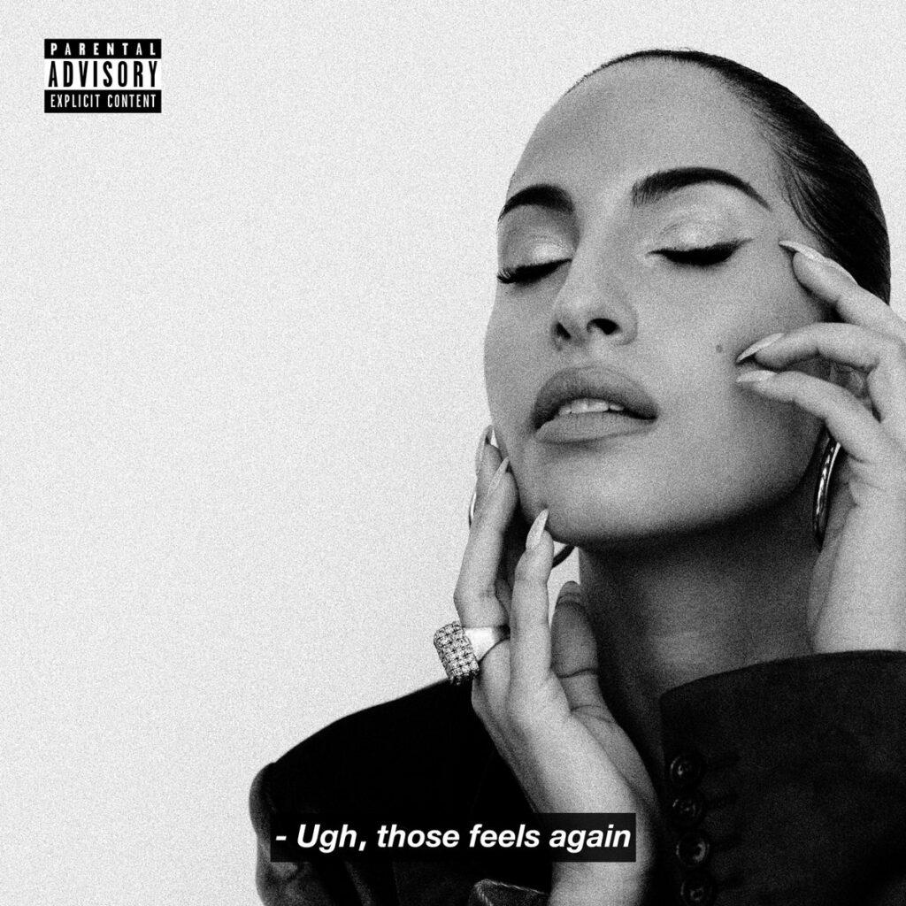 "Snoh Aalegra ""Ugh, Those Feels Again"" album cover"