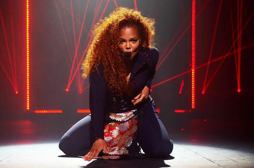 Janet Jackson kündigt