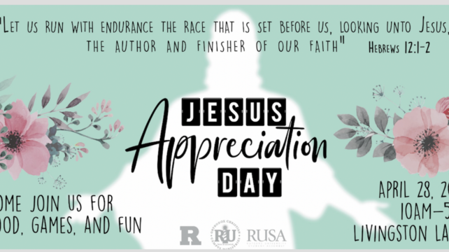 Jesus Appreciation Day