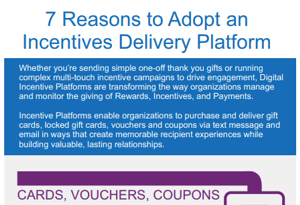 7 Reasons to Adopt an Incentives Delivery Platform