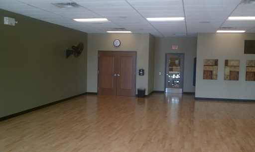 Work Out Studio Remodel