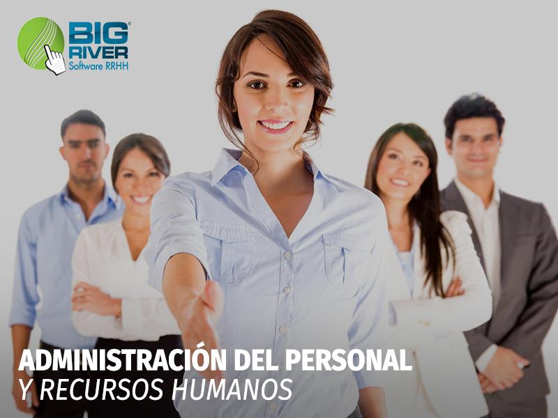 administracion del personal y recursos humanos