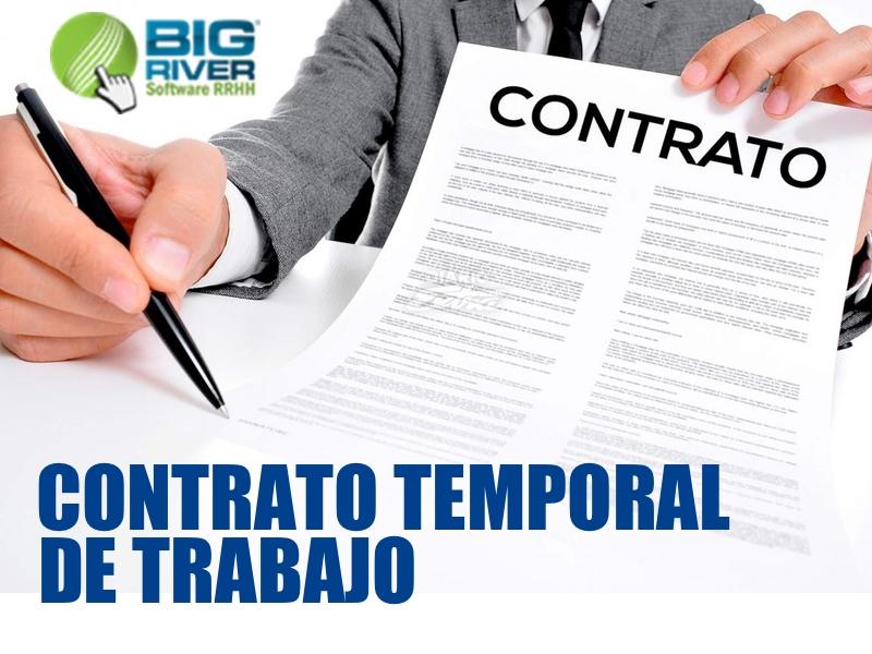 El Contrato Temporal de Trabajo