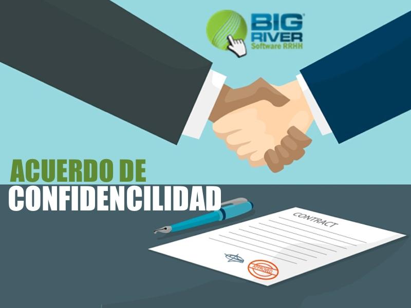El Acuerdo de Confidencialidad