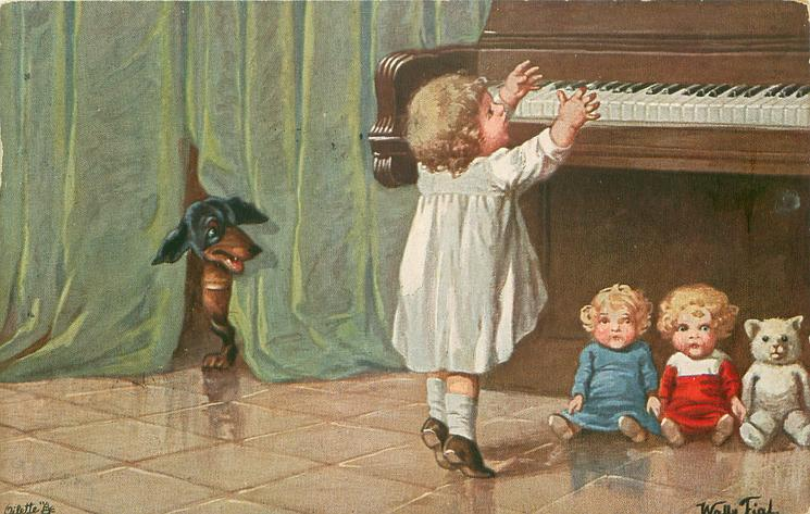 10 Activities for Preschool Piano Students