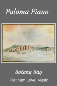 Paloma Piano - Botnay Bay - Cover