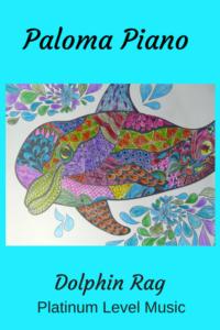 Paloma Piano - Dolphin Rag - Cover