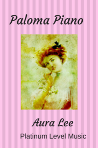 Paloma Piano - Aura Lee - Cover