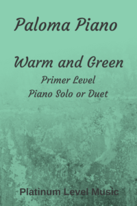 Warm and Green - Cover