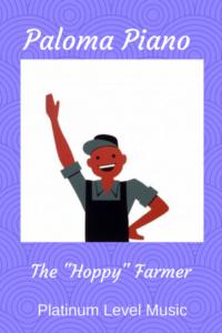 """Paloma Piano - The """"Hoppy"""" Farmer - Cover"""