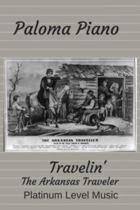 Paloma Piano - Travelin' - Cover