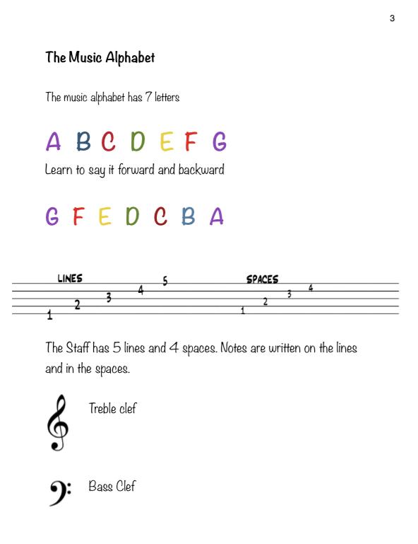 Paloma Piano - 1st 4 Before - Week 1 - Page 3
