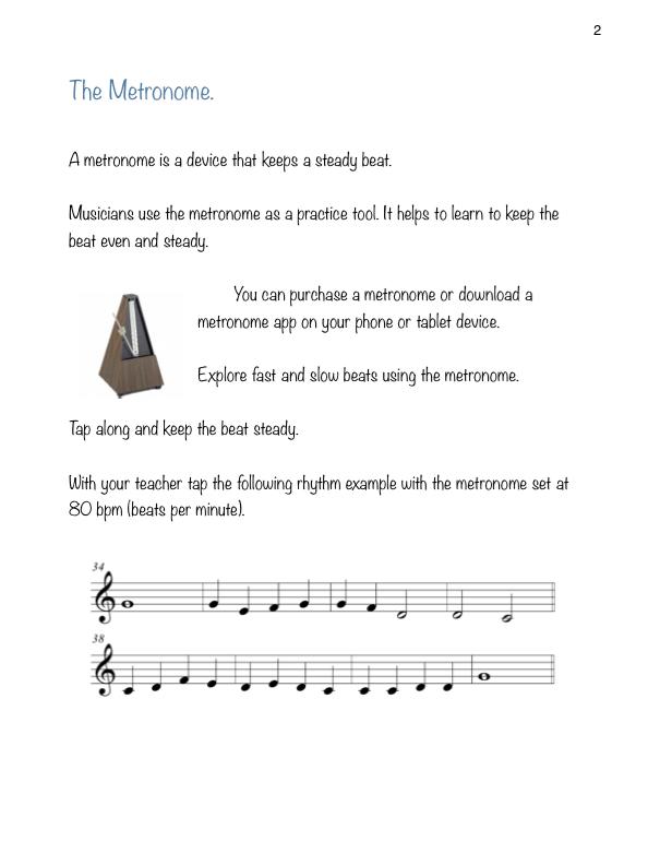 Paloma Piano - 1st 4 Before - Week 2 - Page 2