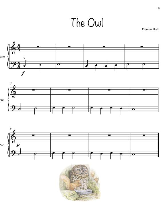 Paloma Piano - 1st 4 Before - Week 3 - Page 4