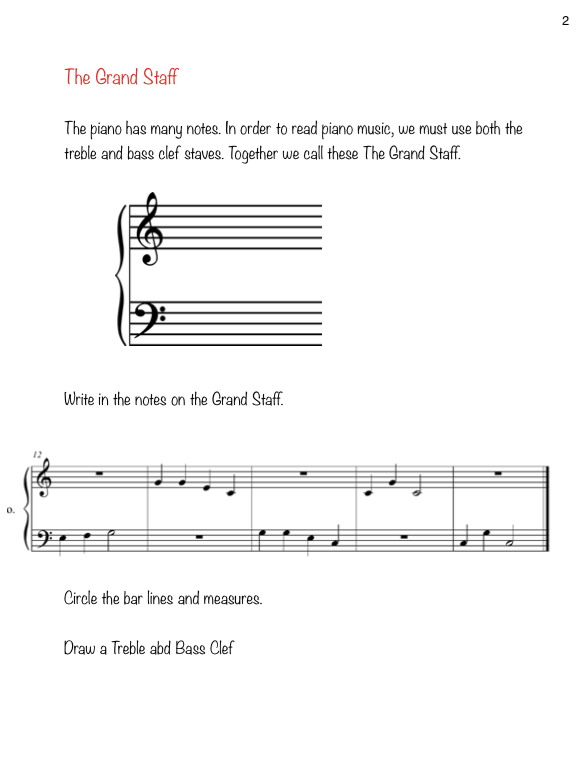 Paloma Piano - 1st 4 Before - Week 4 - Page 2
