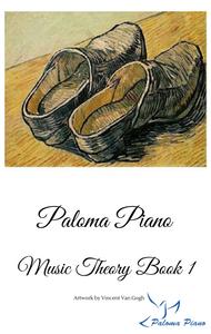 Paloma Piano - Music Theory - Book 1 - Cover