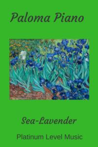 Paloma Piano - Sea Lavender - Cover