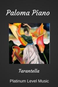 Paloma Piano - Tarantella - Cover
