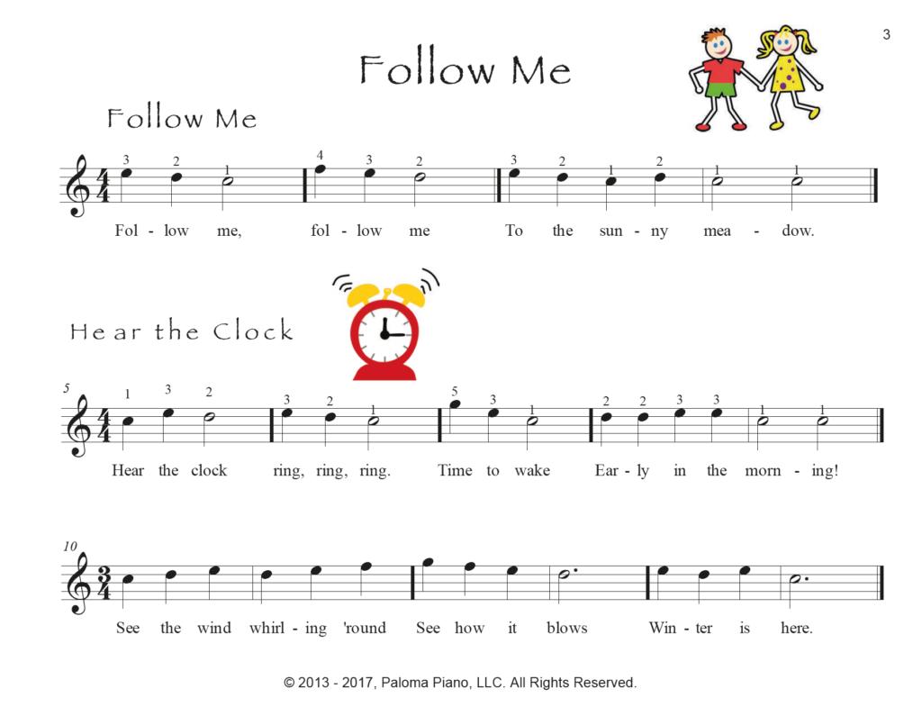 Paloma Piano - Follow Me - Page 2