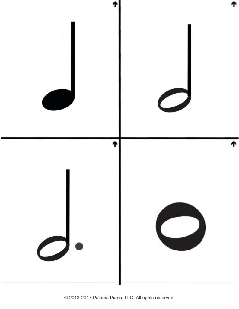 Paloma Piano - Monkey Matching Game - Page 3