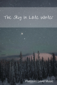 Paloma Piano - The Sky in Late Winter - Cover