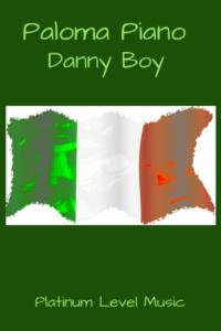 Paloma Piano - Danny Boy - Cover
