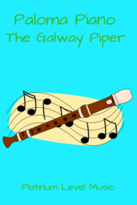 Paloma Piano - The Galway Piper - Cover