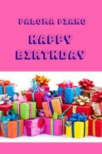 Paloma Piano - Happy Birthday - Cover