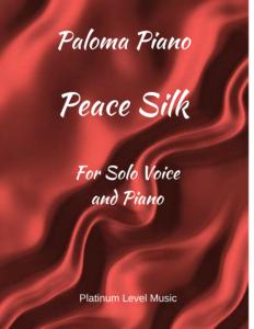 Paloma Piano - Peace Silk - Cover