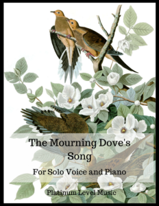 Paloma Piano - The Mourning Dove's Song - Cover