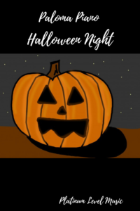 Paloma Piano - Halloween Night - Cover