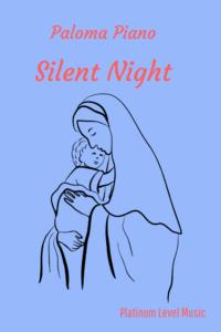 Paloma Piano - Silent Night - Cover