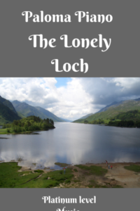 The Lonely Loch - Cover