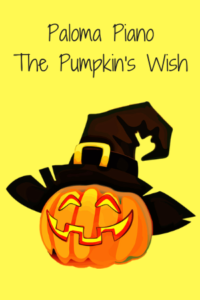 The Pumpkin's Wish - Cover