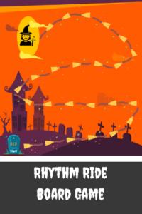 Rhythm Ride Game