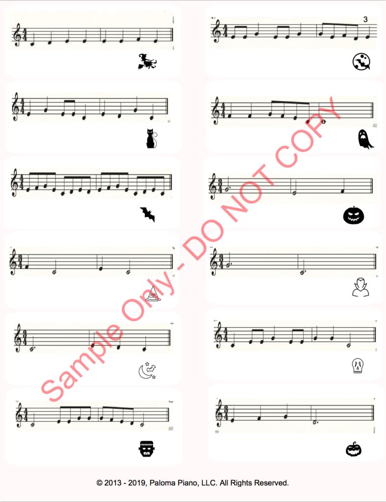 Paloma Piano - Rhythm Ride Game - Page 3