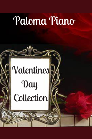 Paloma Piano - Valentine's Day Collection - Cover