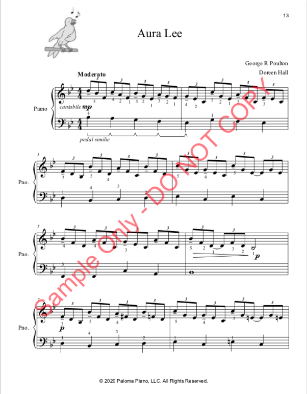 Paloma Piano - Valentine's Day Collection - Page 13