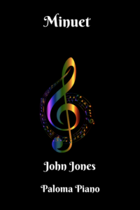 Jones - Minuet