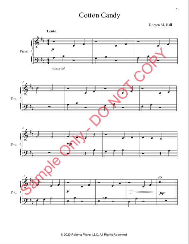 Paloma Piano - At the Carnival - Page 5