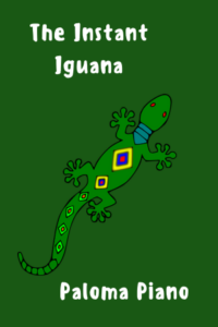 The Instant Iguana Cover