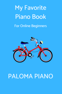 My Favorite Piano Book