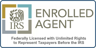 What is an enrolled agent?
