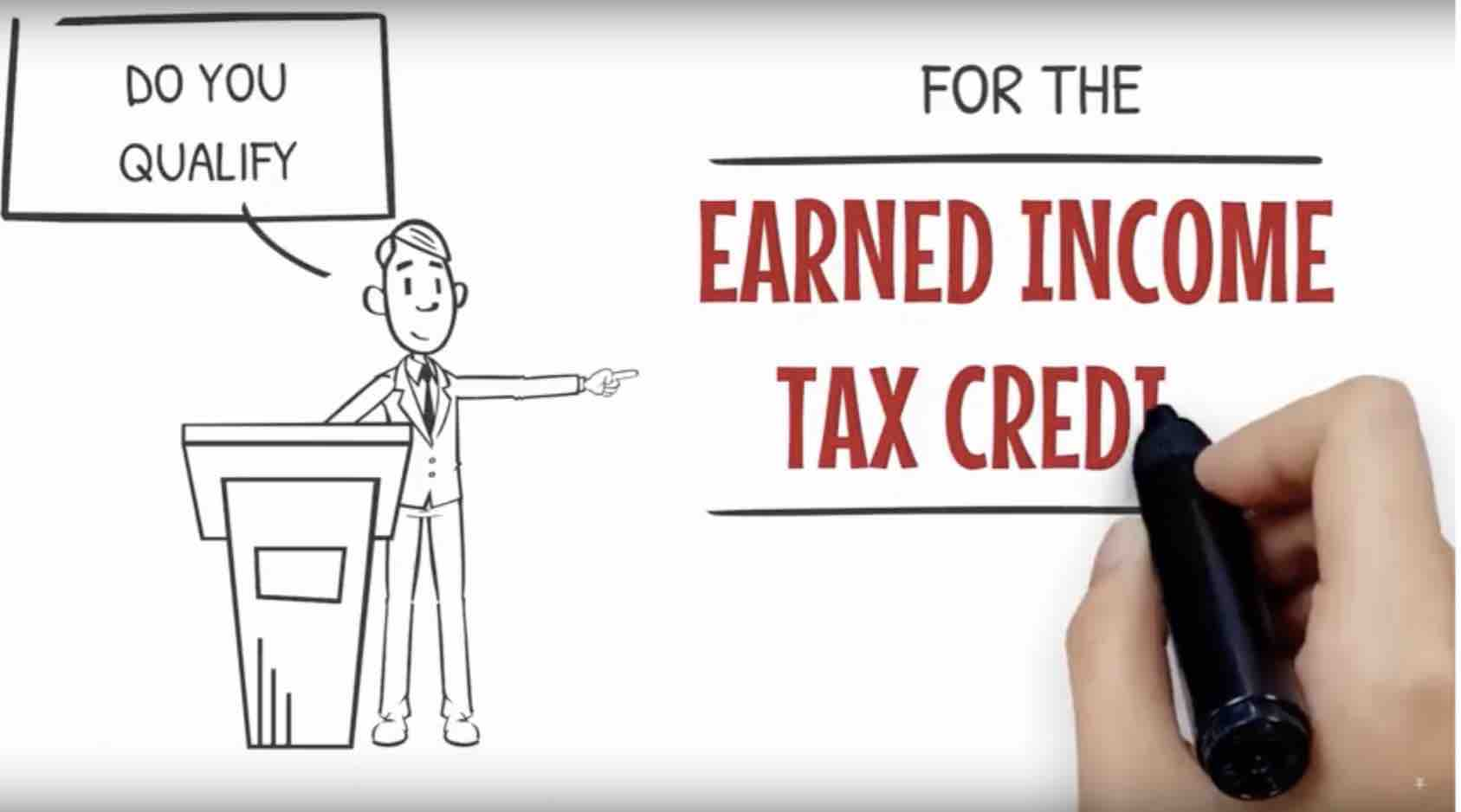 Terrific 2018 Earned Income Credit Dante Tax Service Beutiful Home Inspiration Ommitmahrainfo