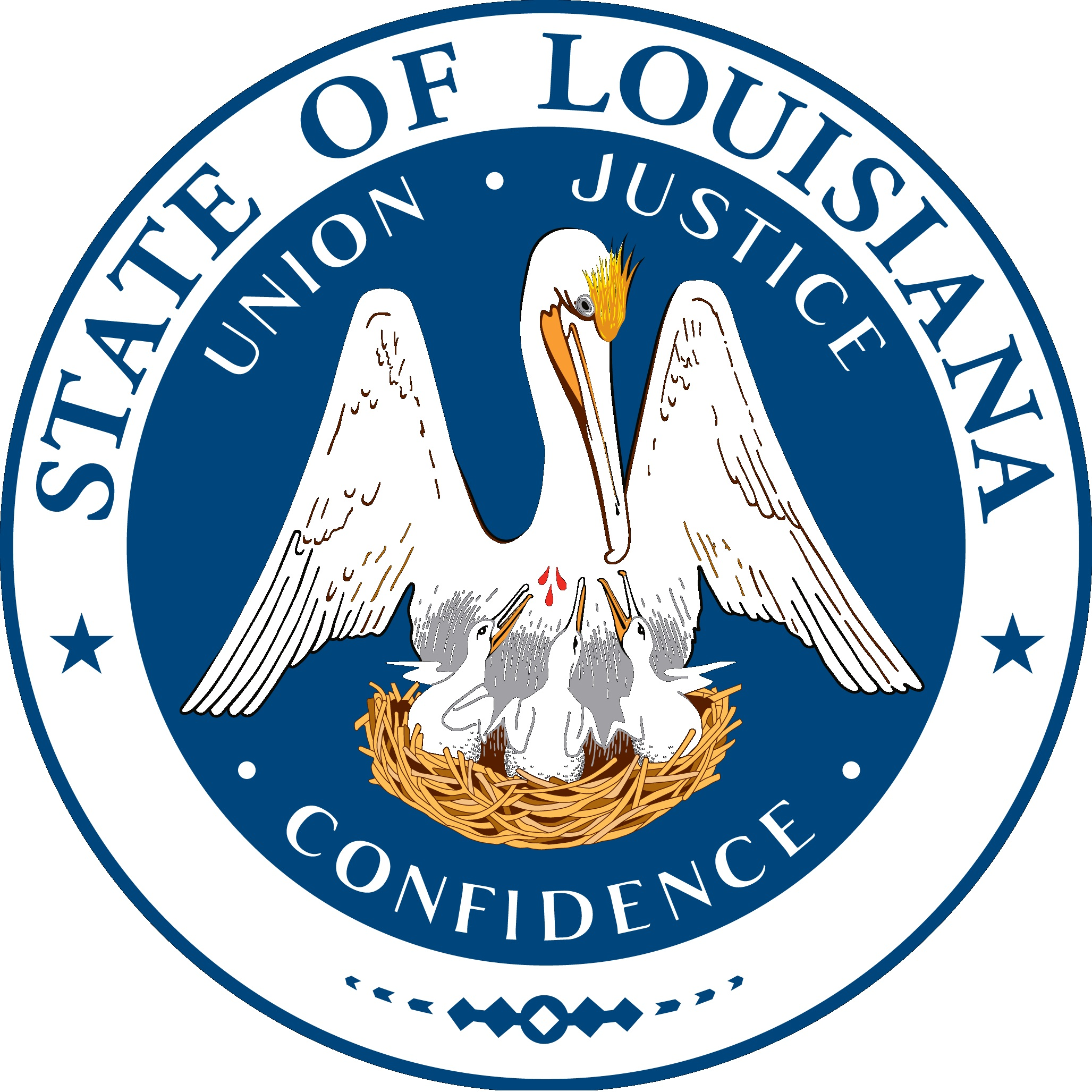 Louisiana State Seal