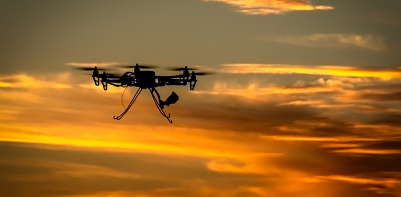 Agrigultural Survey Drone