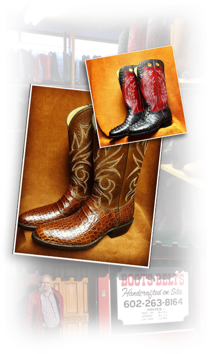 contact espinoza bootmaker