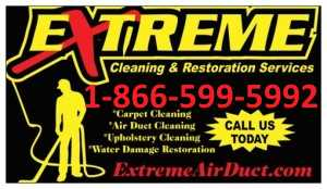 Extreme Cleaning & Restoration Services 1-866-599-5992